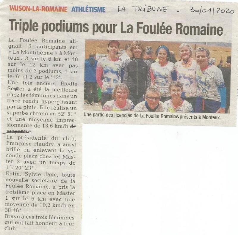 Presse 2020 01 30 La Tribune